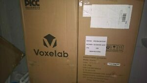 12 x Voxelab Polaris 3d resin LCD 2K printers. New and unopened.