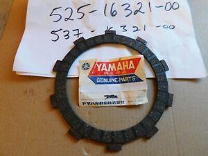 NOS OEM Clutch Friction Plate Yamaha TTR230, TW200, YZ100, YZ125, IT125, IT175