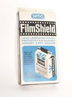 Sima Film Shield Lead Laminated Pouch for Air Travel - BOXED