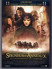 COFFRET 2 DVD - LE SEIGNEUR DES ANNEAUX - LA COMMUNAUTE DE L'ANNEAU