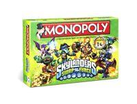 Monopoly Skylanders Swap Force Spiel Brettspiel Gesellschaftsspiel NEU