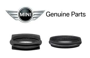 For Mini Set of 2 Air Intake Duct Boots Intercooler to Supercharger Air Genuine
