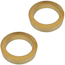 Spacer Rings (MDF Version) for 5 1/8in Speaker 1 3/16in Height 2 Pcs