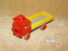 LEGO Sets: Classic: Vehicle: Construction: 331-1 Dump Truck (1967) 100% RETRO