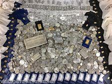 $ OLD US COINS SILVER BULLION BARS 24K GOLD .999 LOT ESTATE COLLECTION MONEY SET