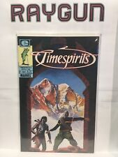 Timespirits #8 NM- 1st Print Epic Comics