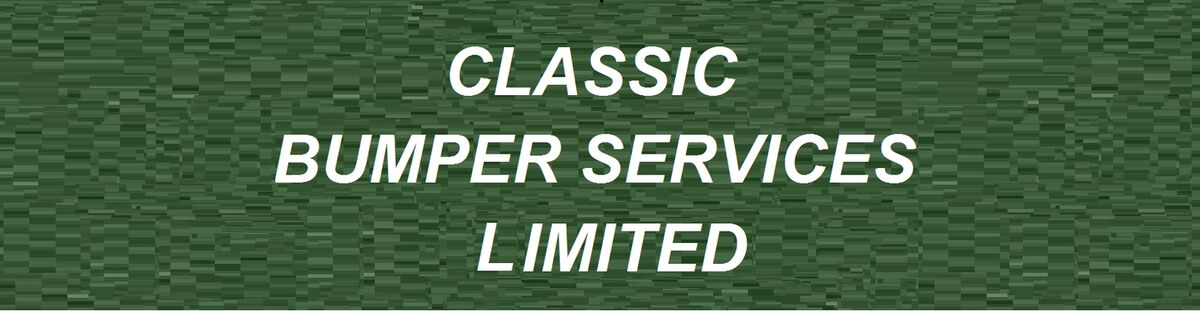 CLASSIC BUMPER SERVICES LTD