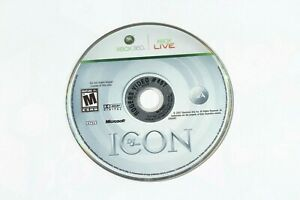 Def Jam: Icon ( Xbox 360) Disc Only with Generic Case - Tested