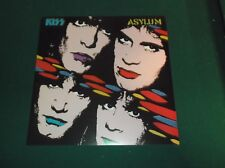 """KISS ASYLUM 12"""" PROMO FLAT 12 X 12"""