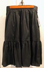 Splendid Black Flowy Skirt  (size 8, brand New With Tag)