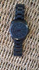 Citizen BJ8075-58E Eco-Drive Shock-Proof SUPER TITANIUM Watch blacked out stx43