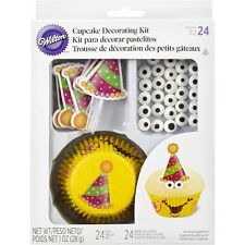Party Hat Cupcake Decorating Kit Wilton 2193 NEW