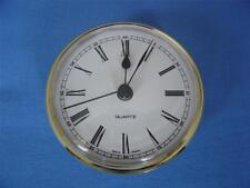Caravan Boat Arts Crafts bulkhead Clock made in Germany ME505
