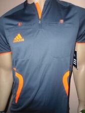 Adidas Schiedsrichter Trikot Größe S neu Grau/Orange