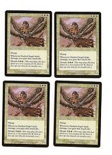 MTG  4X  ** EXALTED ANGEL** X4 Magic Onslaught
