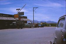 1963 Road Side Coffee Shop / Steak House / Buffet - Original 35mm Slide