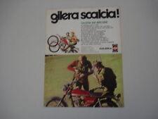 advertising Pubblicità 1975 MOTO GILERA 150  ARCORE