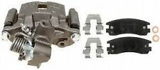 ACDelco 18R1062 Rear LEFT Rebuilt Brake Caliper With Pad