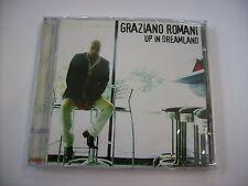 GRAZIANO ROMANI - UP IN DREAMLAND - CD SIGILLATO 2003