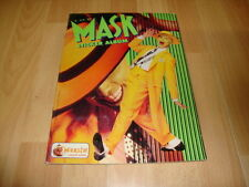 THE MASK LA MASCARA STICKER ALBUM DE CROMOS DE AÑO 1994 CON 168 CROMOS ADHESIVOS