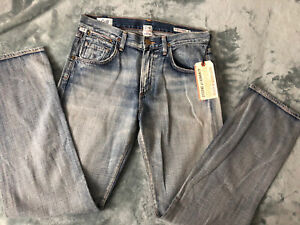 CITIZENS OF HUMANITY NEW MEN'S JEANS SIZE 32/33