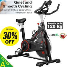 Mini Exercise Bike Cycle Indoor Home Gym Cardio Equipment Pedal Trainer Machine