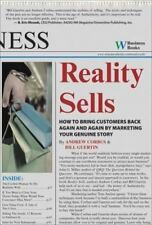Reality Sells: How to Bring Customers Back Again and Again by-ExLibrary
