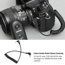 11.8in Camera Shutter Release Remote Control Cable for Canon 650D 600D 60D 550D