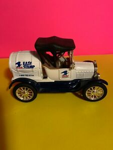 ERTL  DIE CAST  US MAIL POSTAL TRUCK 1918 MODEL T FORD RUNABOUT MADE IN USA