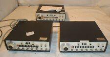 New Listinglot Of 3 Wavetek Model 188 4 Mhz Sweep Function Generator Non Functioning