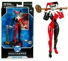 "DC Multiverse Harley Quinn 7"" Action Figure"