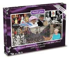 Waddingtons Cardboard 1000 - 1999 Pieces Jigsaws & Puzzles