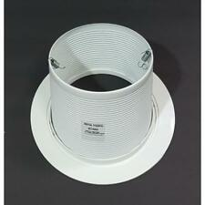 ROYAL PACIFIC 8574WH/662168 WHITE SLOPED CEILING BAFFLE 81096