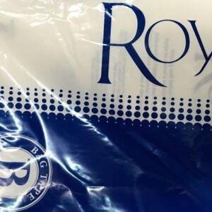 10 Genuine Royal B Filter Bags fit Metal Upright Vacuum
