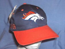 #312N - DENVER BRONCOS FOOTBALL CAP, HAT - NEW WITH TAGS - NICE!