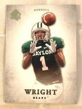 2012 SPA Upperdeck Football Kendall Wright #55 Rookie Baylor Bears