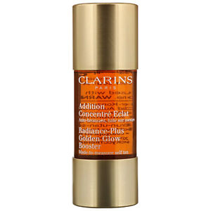 Clarins Self Tanning Radiance-Plus Golden Glow Booster For Face 15ml / 0.5 fl.oz