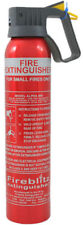 FIRE EXTINGUISHER 600G 600 GRAM BC POWDER AR HOME CARAVAN VAN PORTABLE COMPACT