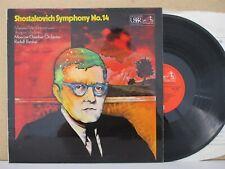Melodiya ASD 2633 Shostakovich Symphony No.14 Moscow/Rudolf Barshai LP EX