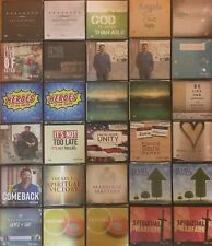 Pick 7 Tony Evans CD's Armor of God, Prophecy & our World Vol 1 & 2, and more