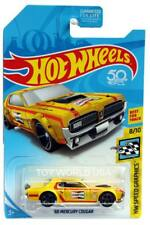2018 Hot Wheels Kmart Exclusive HW Speed Graphics '68 Mercury Cougar