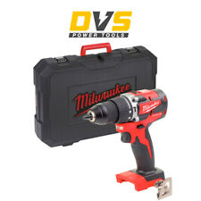 MILWAUKEE M18CBLPD-0 18V BRUSHLESS CORDLESS COMBI DRILL BODY ONLY AND CARRY CASE