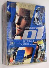 01 ZERO ONE  n.1-3 SERIE COMPLETA Planet Manga 2001 Hiroya Oku Works