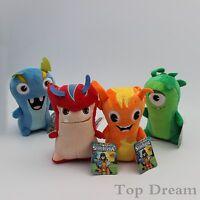 SLUGTERRA New Burpy Bludgeon Joules Slugterra Plush Soft Toy 5.5'' Doll Gift NEW