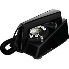NEUF ! telephone fixe geemarc TRIMLINES noir