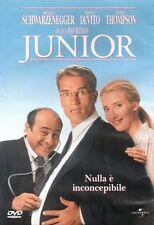 Junior (2003) DVD (Arnold Schwarzenegger)