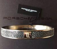 Porsche Design Essential Bracelet Stingray Leather Made In Germany