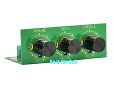 Low Noise Low Distortion Passive Stereo Treble / Bass Tone Volume Control Board