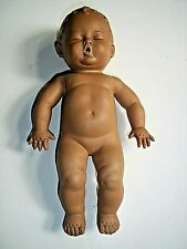 "Vintage Doll Dree-Me-Dee The Sun Rubber Co. U.S.A 10"" Squeeker Works"