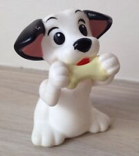 101 Dalmatians Disney Plastic Toy Dog Puppy Bone Dalmatian